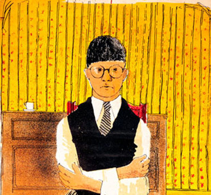 David Hockney prints