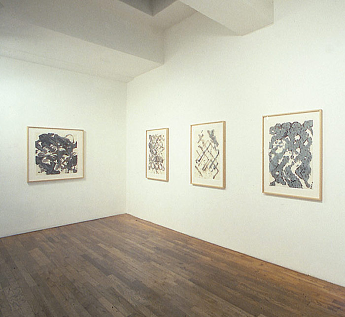 Ed Moses: Works on Paper