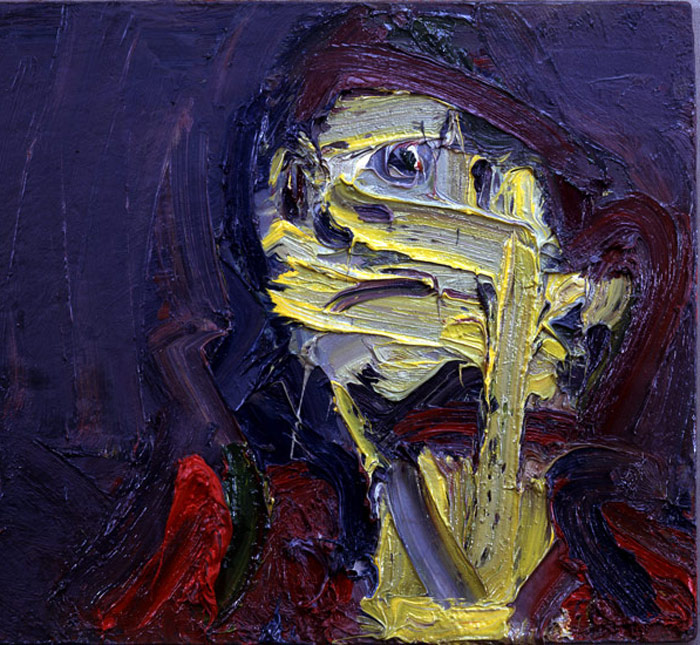 Frank Auerbach: Paintings and Drawings 1954 – 2001