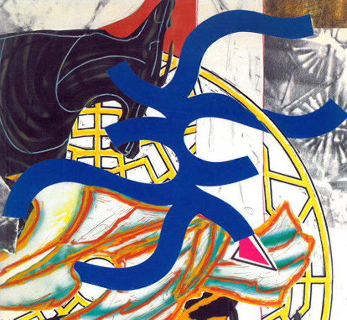 Frank Stella: The Waves