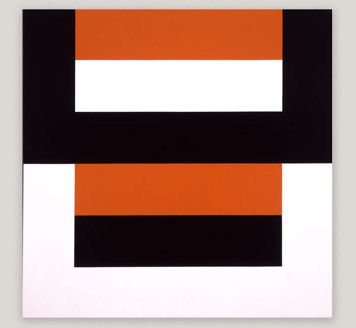 Frederick Hammersley<br>Rules and Exceptions: Paintings and Drawings