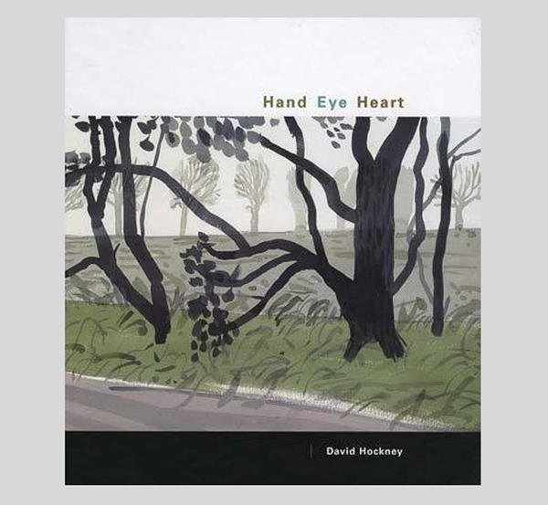 David Hockney Hand Eye Heart catalog