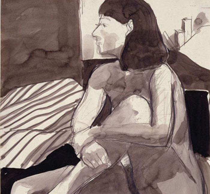 Richard Diebenkorn: Drawing from the Model 1954 – 1967