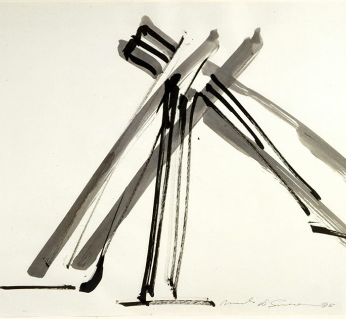 Group Show: Sculptors' Drawings