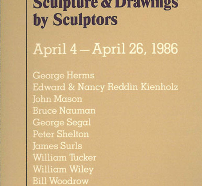 Sculpture & Drawings by Sculptors