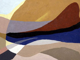 Frederick Hammersley: <BR>Organic Abstract Paintings