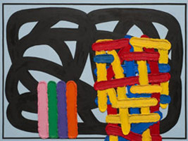 Jonathan Lasker: Recent Paintings