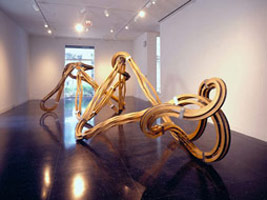 Richard Deacon: <BR>Dead Leg