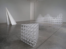 Sol LeWitt<BR>Structures<BR>Works on Paper<BR>Wall Drawings<BR>1971 - 2005