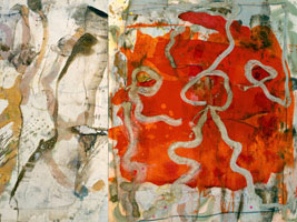 Apparitions and What: Works on Paper