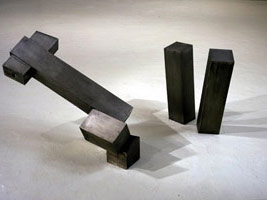Joel Shapiro: Recent Sculpture