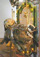 Kienholz: The Merry-Go-World Or Begat By Chance And<BR>The Wonder Horse Trigger and Mono-Series