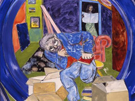 R.B. Kitaj: Unpacking My Library