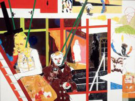 R. B. Kitaj: Don't Listen to the Fools