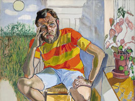 Alice Neel: Paintings<BR>In association with Jeremy Lewison Limited