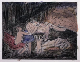 Cephalus and Aurora, 1985<br>