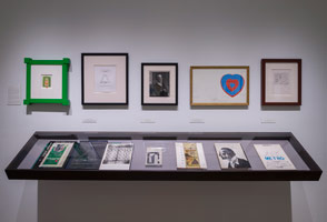 Installation photography / A Marcel Duchamp Collection