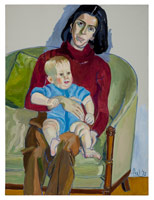 Alice Neel<BR>