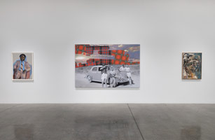 Installation photography, 45 at 45: L.A. Louver Celebrates 45 Years with 45 Artists