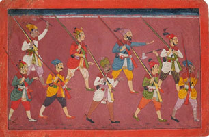 Unknown (India, Punjab Hills, Bilaspur School)<br>