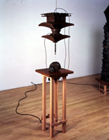 pagodawindowskull, 1993<BR>