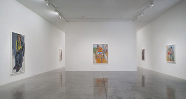 Installation photography, Alice Neel: Paintings, 20 May - 26 June 2010