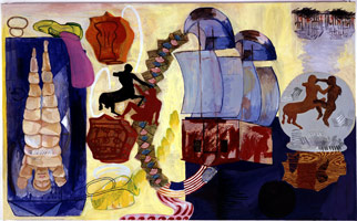 Looking for Alexander, 1986 - 1996<BR>