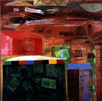Acropolis Motel, 1981<BR>