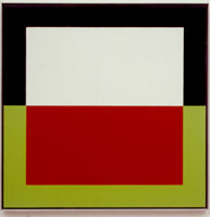 Frederick Hammersley<br>    