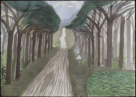 David Hockney <br>