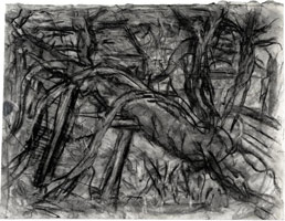 Cherry Tree with House, 2007<br>