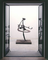 Mark di Suvero<br>