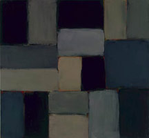 Grey Wall Blue, 2005<br>