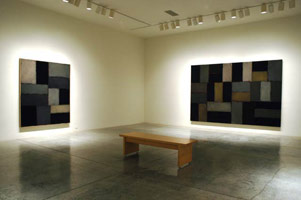 Installation photography, Sean Scully, 12 May - 30 June 2006