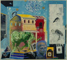 The Pavilion of the Miraculous, 1996<BR>