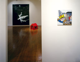 Tony Berlant: Recent Work 1990<br>
