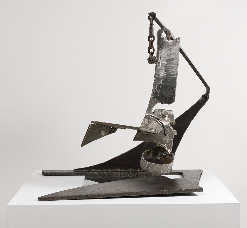 Mark di Suvero: Painting and Sculpture