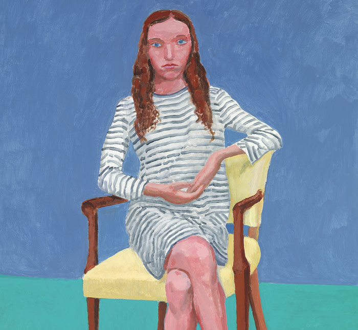 David Hockney: 82 Portraits and 1 Still Life