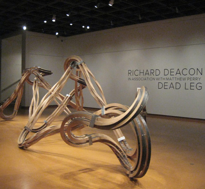 Richard Deacon: Dead Leg