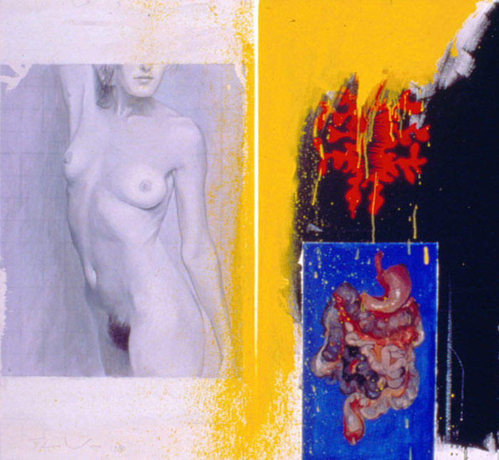 Tom Wudl: Paintings 1975 - 1982