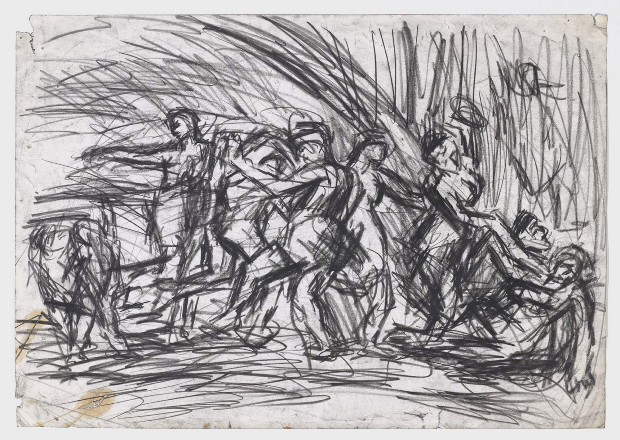 Leon-Kossoff-drawing-LK10-65