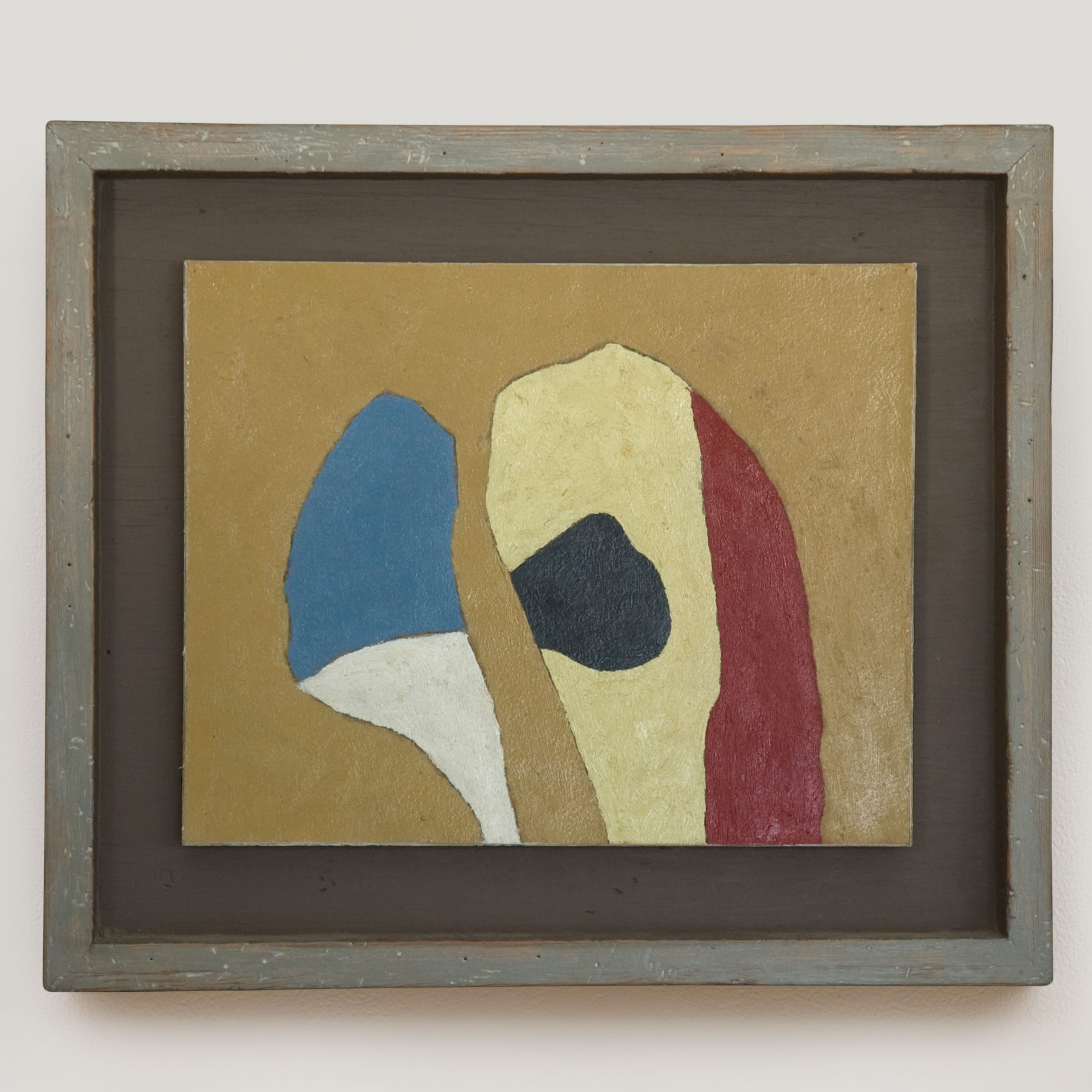 Frederick Hammersley, No doubt about it, 1985