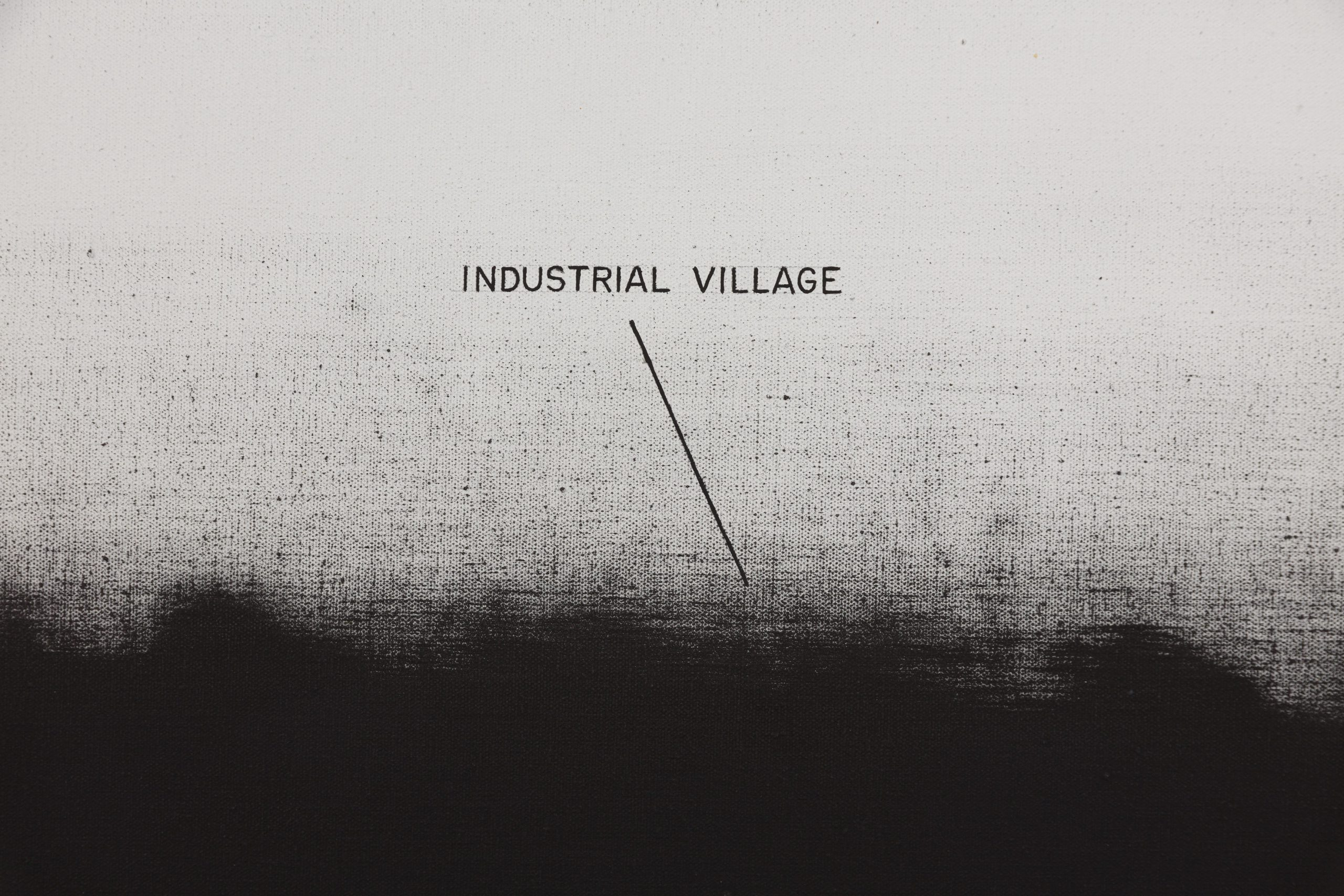 ruscha-Industrial-Village-and-Its-Hill-ER13-2-C